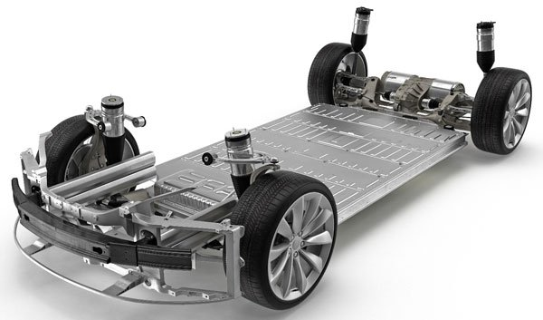 Electric Car and Its Battery Pack