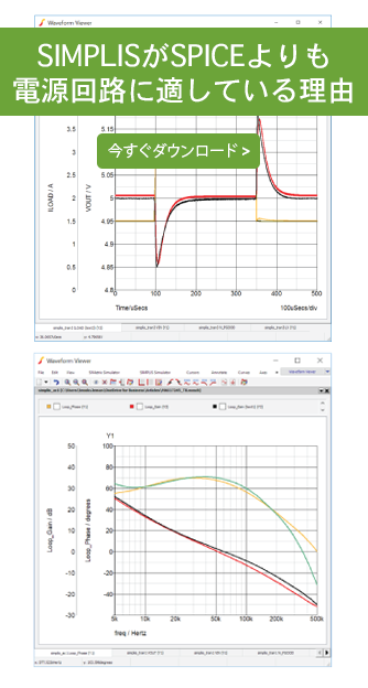 Why SIMPLIS is Better Than SPICE for Power Circuits - Application