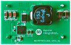 MAXREFDES1200  - Two-Layer Board, 3.3V/2.5A, Synchronous Buck  DC-DC Converter Using the MAX17244