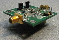 Objective: To tune and measure the cellular-band performance of this low-cost CDMA RF power amplifier.