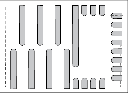 Example of Land Pattern