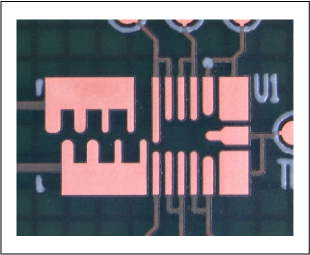PCB Example of E-type package
