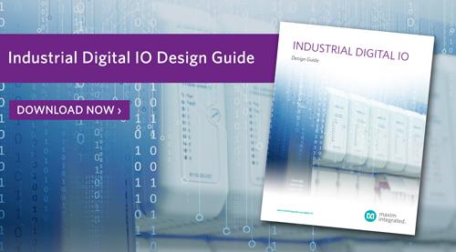 Industrial Digital I/O Interface ICs - Maxim
