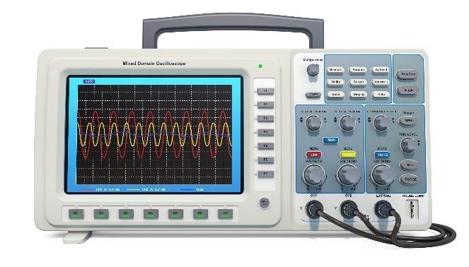 oscilloscope oscillator