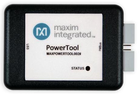 Complimentary PowerTool Dongle - Maxim