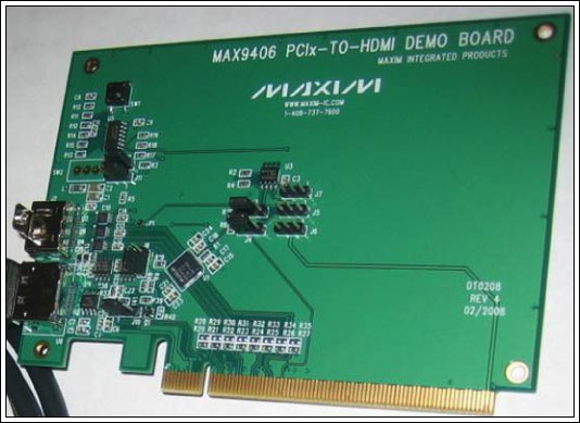 Video Display Signals and the MAX9406 DP-HDMI/DVI Level Shifter—Part