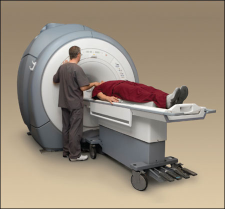 Magnetic resonance imaging (MRI) system.