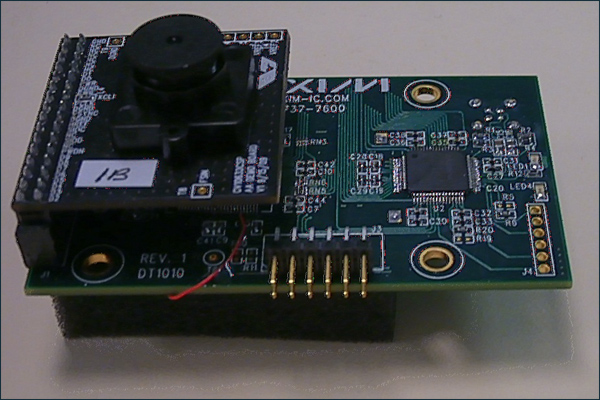 Application of Serializers with Camera Chips - Application Note - Maxim