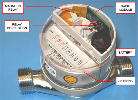 LFRD003: Water Meter Automatic Meter Reading (AMR) Reference