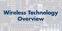 Click here for an overview of the wireless components used in a typical radio transceiver.