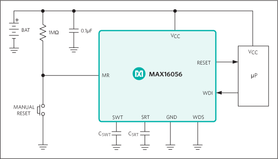 MAX16056, MAX16057, MAX16058, MAX16059: Typical Operating Circuit