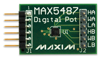 MAX5487PMB1 Board Photo