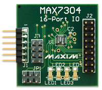 MAX7304PMB1 Board Photo