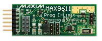 MAX9611PMB1 Board Photo