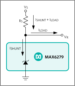 MAX6279: Typical Operating Circuit